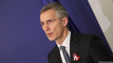 Tổng thư ký NATO Jens Stoltenberg. (Nguồn: rferl.org)