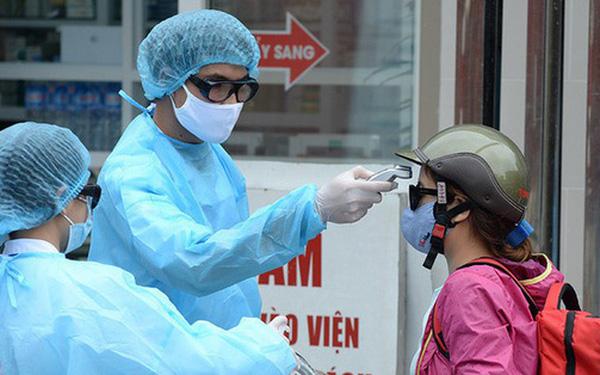 Bộ Y tế khuyến nghị các tỉnh đồng bằng sông Hồng nâng cấp độ công tác phòng, chống dịch COVID-19 ở mức cao nhất